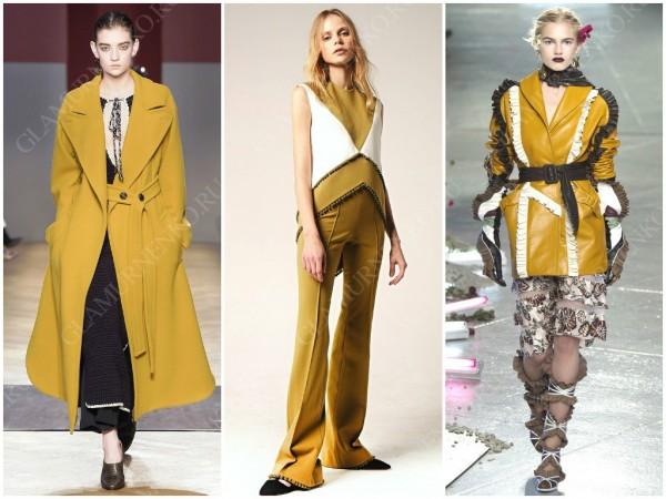 С чем носить кимоно пальто