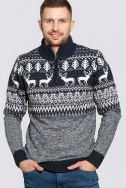 Duke Clothing. Новый год - огромный выбор мужских свитеров больших размеров