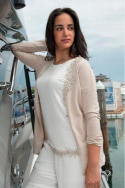 Bernardini Maglificio (Италия) - высококачественный женский трикотаж. Большие размеры от 42 до 74, 100% итальянское качество
