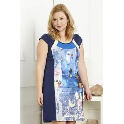 21516 Платье женское большого размера Noos-Noos