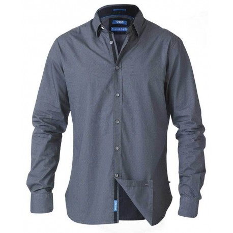KS11325В Рубашка мужская большого размера DUKE