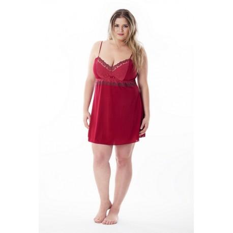 9808 Evelin Ночная сорочка большого размера Alice & Jann
