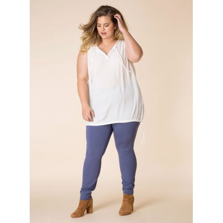 А28845 Женская блуза большого размера Yesta