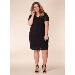 A28618 Женское платье большого размера Yesta