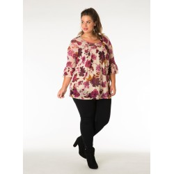 А29731 Женская блуза большого размера Yesta