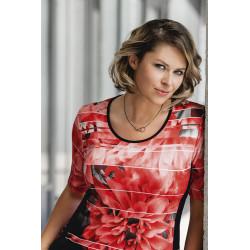 36413 Женское платье большого размера KJ Brand