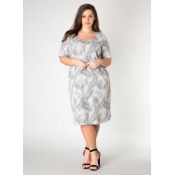 A31237 Женское платье большого размера Yesta