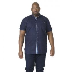 """KS10104В Рубашка мужская большого размера """"DUKE"""""""