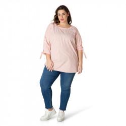 А39645 Женская блуза большого размера Yesta