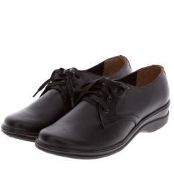 Обувь больших размеров. Богатырь на Селезневке —  Туфли женские черные марки Делфино