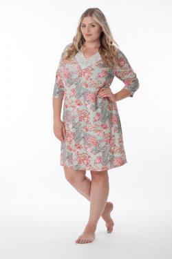 Alice & Jann (Нидерланды) - высококлассная женская одежда больших размеров для сна и отдыха Размеры от 56 до 70