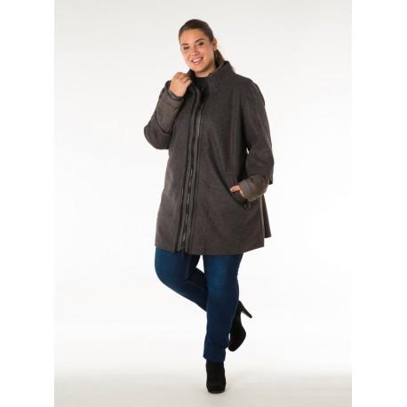 А29886 женское пальто большого размера Yesta