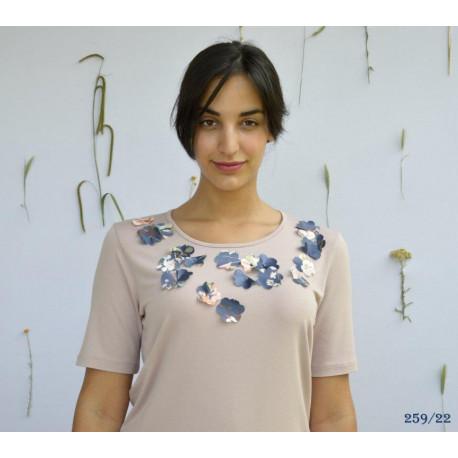 260/22 Женская блуза большого размера Bernardini