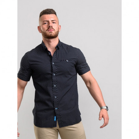 """KS10602В Рубашка мужская большого размера """"DUKE"""""""