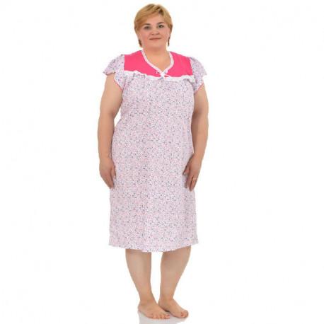 054 Ночная сорочка большого размера