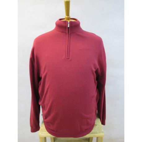 185349 Мужской пуловер большого размера Kitaro