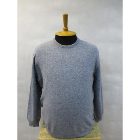 195321 Мужской пуловер большого размера Kitaro