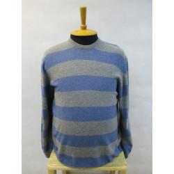 195331 Мужской пуловер большого размера Kitaro