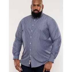 KS110811 Рубашка мужская большого размера DUKE CLOTHING