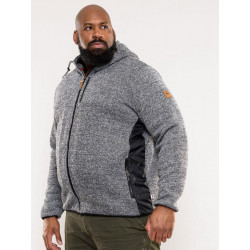KS620814 Толстовка мужская большого размера DUKE CLOTHING (Великобритания)