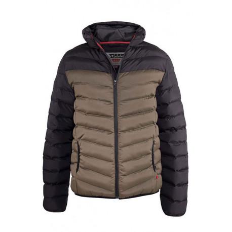 KS300810 Куртка мужская большого размера от DUKE CLOTHING (Великобритания)