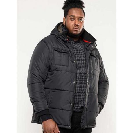KS300804 Куртка мужская большого размера от DUKE CLOTHING (Великобритания)