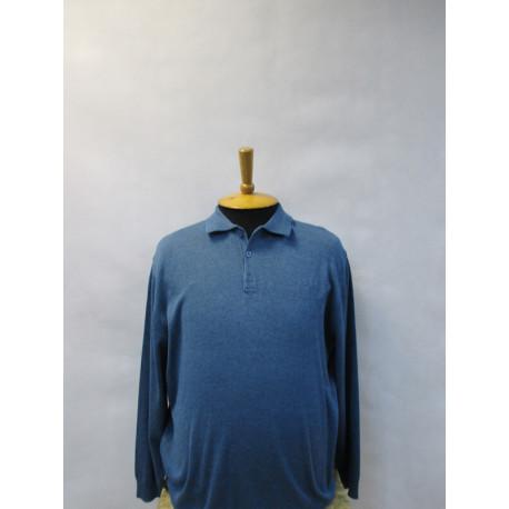 29703 пуловер-поло мужской большого размера Navigazione